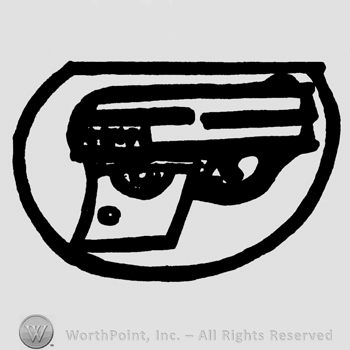 Pistol in a circle