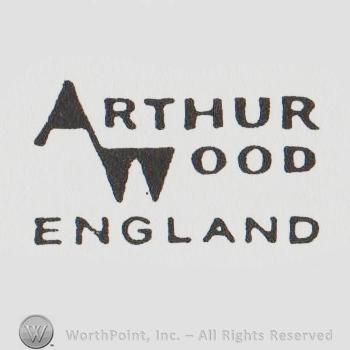 Mark With Arthur Wood England 33005